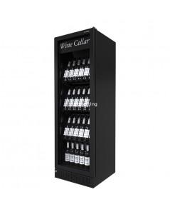 ตู้แช่ไวน์ ยี่ห้อ Sanden Intercool รุ่น SVN-0385 (125 ขวด)