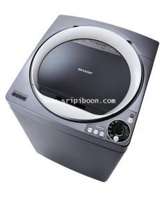เครื่องซักผ้า SHARP ชาร์ป รุ่น ES-U10HT-S ขนาด 10.0 กก.