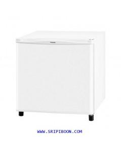 ตู้เย็น มินิบาร์ โตชิบ้า TOSHIBA  GR-A706CI (สีขาว NW, สีเทา I) ตู้เย็นหอพัก-ห้องนอน ขนาด 1.7 คิว