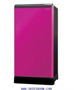 ตู้เย็น SHARP ชาร์ป SJ-G19S-PK ขนาด 6.5 คิว บริการจัดส่งถึงบ้าน!