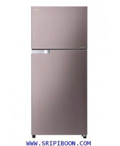 ตู้เย็น TOSHIBA โตชิบ้า GR-T41KBZ (สี N ชมพูเงิน) ขนาด 12.8 คิว บริการจัดส่งถึงบ้าน!
