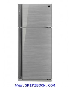 ตู้เย็น SHARP ชาร์ป รุ่น SJ-X54GP-SL ขนาด 19.3 คิว บริการส่งถึงบ้าน!.