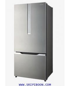 ตู้เย็น PANASONIC พานาโซนิค NR-BY558XS ขนาด 17.7 คิว บริการจัดส่งถึงบ้าน!.