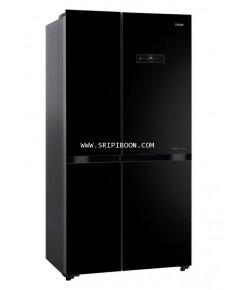 ตู้เย็น Side By Side HAIER ไฮเออร์ รุ่น HRF-SBS528GB ขนาด 18.6 คิว