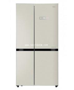 ตู้เย็น Side By Side HAIER ไฮเออร์ รุ่น HRF-SBS528GG ขนาด 18.6 คิว