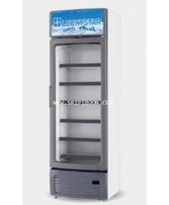 ตู้แช่แข็ง แบบยืนตู้กระจก  LuckyStar ลักกี้สตาร์ รุ่น TRANGO 400 ความจุ 13.1 คิว