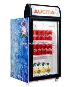 ตู้แช่เครื่องดื่ม AUCMA อ๊อกม่า SC-85 ขนาด 3 คิว บริการจัดส่งถึงบ้าน!.ฟรี สอบถามโทร. 02-8050094-5