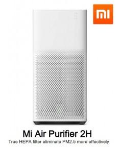 เครื่องฟอกอากาศ Xiaomi เสี่ยวมี่ Mi Air Purifier 2H ห้องขนาด 18- 31 ตร.ม. (จัดส่งด่วน!.ฟรี)