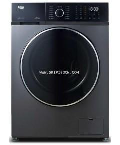 เครื่องซักผ้า+อบผ้า BEKO เบโค รุ่น WDW106141DWMP1 ซัก 10.5 กก. อบผ้า 6 กก. โทร.02-8050094-5