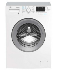 เครื่องซักผ้า BEKO เบโค รุ่น WCV8612XS0ST ความจุ 8 กก. บริการจัดส่งถึงบ้าน!.โทร.02-8050094-5