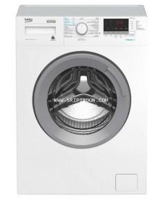 เครื่องซักผ้า BEKO เบโค รุ่น WCV8612X0ST ความจุ 8 กก. บริการจัดส่งถึงบ้าน!.โทร.02-8050094-5