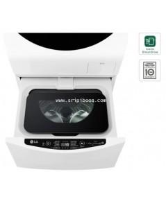 เครื่องซักผ้า LG แอลจี รุ่น TG2402NTWW ระบบ Slim Inverter Direct Drive ขนาด 2 กก.