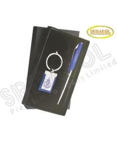 ชุด ที่ใส่ปากกา+พวงกุญแจ นำเข้า รหัส A1907-15I