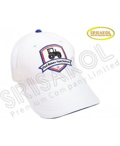 หมวกCap 6 ชิ้น  ปีกแซนวิช รหัส A1917-11H