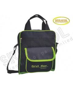 กระเป๋าสะพาย สีครีม รหัส A2033-10B