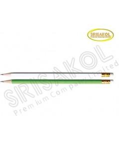 ดินสอ คละสี รหัส A1812-7PL