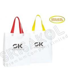 กระเป๋าช็อปปิ้งผ้าสปันบอนด์  รหัสสินค้า A2002-6B