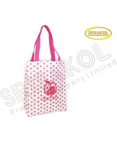 กระเป๋าช็อปปิ้งผ้าสปันบอนด์  คละสี รหัส A2002-16B