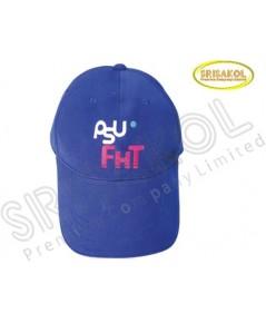 หมวก Cap 6 ชิ้น สีน้ำเงิน ปีกแซนวิช  รหัส A2026-13H