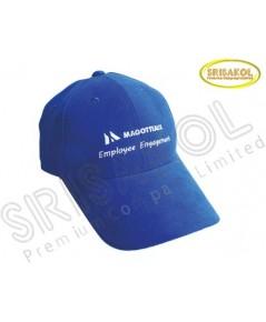 หมวก Cap 6 ชิ้น สีน้ำเงิน  ปีกแซนวิช   รหัส A1917-5H