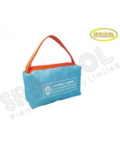 กระเป๋าใส่ของจุกจิก  มีซิป  รหัส A2023-14B