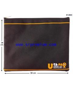 กระเป๋าเครื่องเขียน ใส่ของอเนกประสงค์ รุ่น 01-0043 (8723)