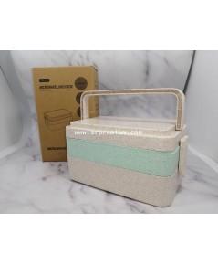 กล่องข้าวรักษ์โลก eco lunch box (424K8)