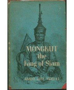 MONGKUT THE KING OF SIAM