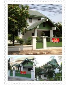 บ้าน 2 ชั้นใกล้ Lotus