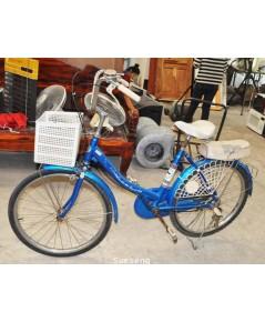 รถจักรยาน THE CROCODILE