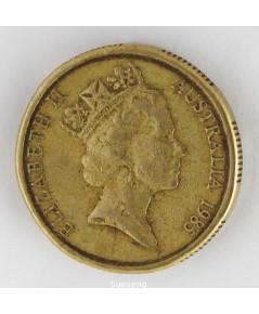 เหรียญ ELIZABETH II AUSTRALIA 1985