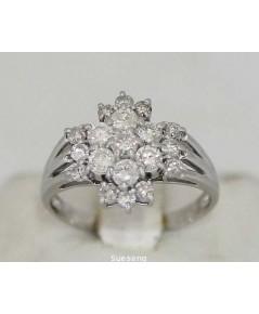 แหวนปาตินั่ม 900