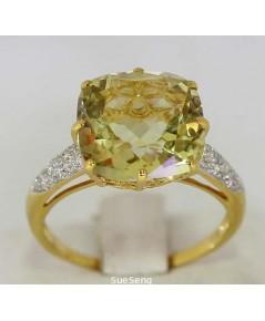 แหวนทองคำ 14K (585)