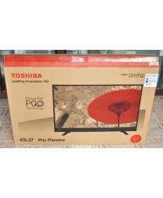 LCD TV TOSHIBA