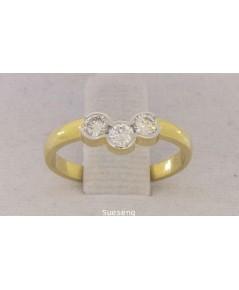 แหวนทองคำ 375