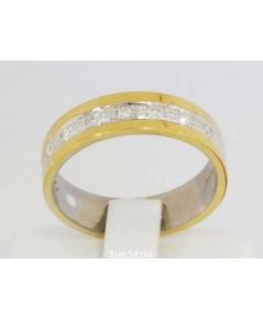 แหวนเพชร 9 เม็ด