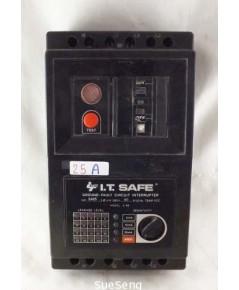เซอร์กิตเบรกเกอร์ (เครื่องตัดไฟ) I.T.SAFE