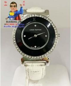 นาฬิกาข้อมือ LOUIS VUITTON เทียมดี รุ่น H2303M