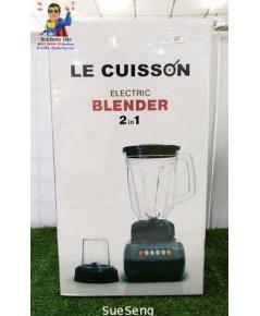 เครื่องปั่นน้ำผลไม้ LE CUISSON รุ่น BLENDER
