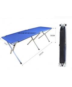 PROMOTION ราคา 750 บาทโต๊ะตลาดนัดพับเก็บได้ รุ่นหน้าโต๊ะเป็นผ้าใบ - ขนาดความยาว 2 เมตร