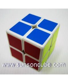 2x2x2 Moyu LingPo - White