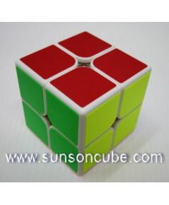 2x2x2 Moyu TangPo - White