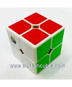 2x2x2 YuXin - White Kylin  / White