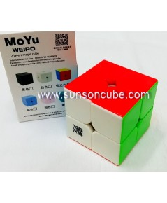 2x2x2 Moyu WeiPo  - Body color