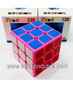 3x3x3 SS -  FangYuan / Pink