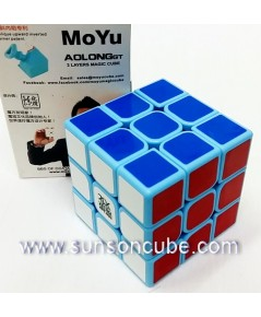 3x3x3 Moyu Aolong GT - Blue