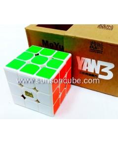 3x3x3 YAN3  - YanCheng  /  White