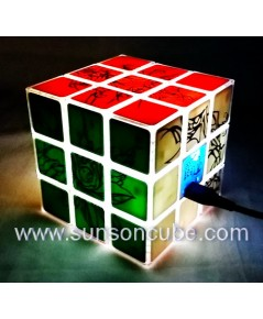 3x3x3 Lamp Cube  - YuXin
