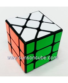 Fisher Cube ( 6 colors ) YJ /  ฺBlack