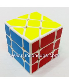 Fisher Cube ( 6 colors ) YJ /  ฺWhite